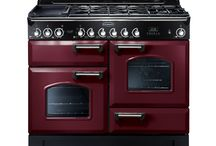 Red Range Cookers