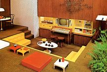 60's sixties interiorismo y lifestyle / by Duchennesmile