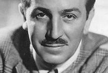 Walt Disney (1901-1966) et Lillian Disney (1899-1997) / Marié à Lillian Disney (depuis 1925) Deux filles : Diane et Sharon (adoptée)