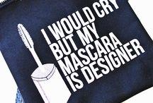 Mascara / This Board is dedicated to Mascara!