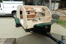 caravan building