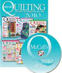 Quilt Patterns on CD from McCall's Quilting / Special digital collections of quilt patterns or magazine issues from McCall's Quilting and McCall's Quick Quilts. / by McCall's Quilting