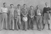 Interwar Men's Fashion