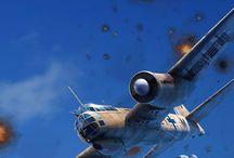 Airwar art