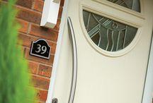 Front Doors / Images of our Aluminium, Composite & UPVC front doors