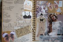sketchbook page ideas
