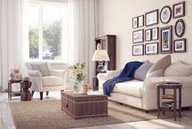 Interior design / AVRIO Interiors
