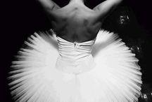 Trabajo moda de ballet