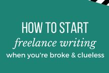 Things That Make Writing Easier / A collection of things that make the journey for writers a lot simpler, with a special emphasis on freelance writing.