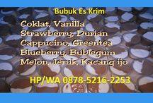 Tepung Ice Cream Instan, HP/WA 0878-5216-2253 (XL)
