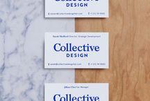 Portfolio / Different ways to show a graphic design project