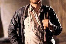 Henry Jones Junior. Aka. Indiana Jones.