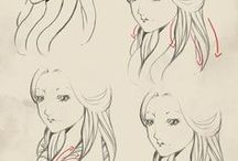 HA- hair