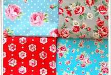 Fabric, Sewing and Crafts