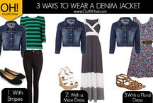 Which would you choose? / Pick your favourite item of clothing/Jewellery/shoes ect