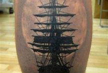 Серая татуировка
