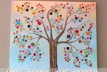 drzewko radosne