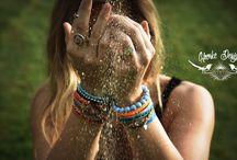 Knorke Design spring/ summer 2016 / #desire #spring #festivalfashion #feathers #earcuff #handmadejewelry #bohochic  #stylebohochic #bracelet #hippie #knorke-Design #featherhairband #headpiece #knorkedesign #hippiestyle #bohostuff #specialjewellery