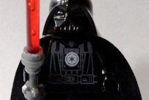 Star Wars Minifigures and more / Lego-like minifigures and brick stuffs