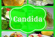 Goodbye Candida / by Cortney
