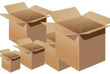 Pakovanje - Selidbe / Potreban materijal za pakovanje tokom selidbe, kombi prevoza ili kamionskog prevoza