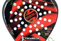 Gama Pro Vendetta / Diseñadas para los jugadores más exigentes que buscan las mejores prestaciones. #Padel