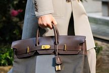 Travelling Leather bags