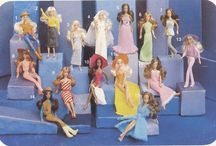 Glamour Gals dolls by Kenner