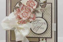 Card / Box - Secret Garden / Flower Shop und ähnliches...