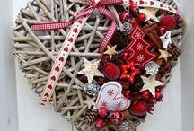 karácsonyi dekoraciok