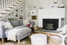 Apartment ideas / by Laura Bell