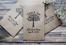 wedding ideas / by Sherri Nelson