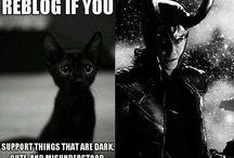 dark cute misunderstood
