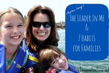 Leader in Me / 7 Habits / by Mandy McQuade