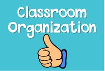 Classroom Organization / Different Ways to keep your classroom organized!
