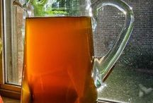 chá termogénico