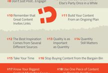 Content Marketing / Pinning some of the best content marketing tips and tricks about...