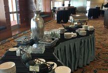 Buffet Display