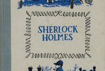 Sherlock Holms / by Louise Stahlman
