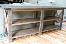 DIY Furniture / by Mikala Wilmot