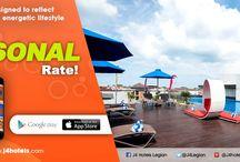 Promo & Event at J4 Hotels Legian