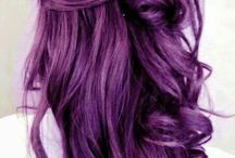 Purple Hair Obsession