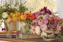 Flower Arrangements / by Nicole McDaniel