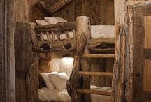 Bunk Bed Loft Bed / by Alvin Lopez of By The Bays