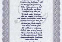 beautiful Pastors poem