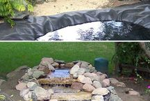 diy waterfalls