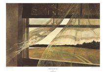 Andrew Wyeth / by Pamela Wright