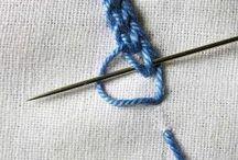 bordados sencillos
