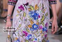 Violet dress 2017