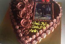 Bánh kem kỷ niệm ngày cưới